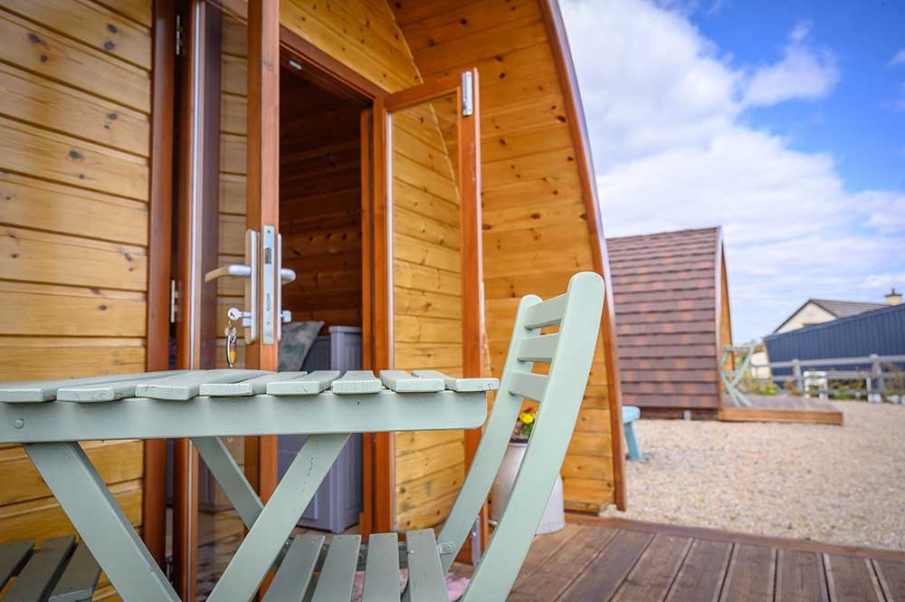 The Pods Westport Glamping